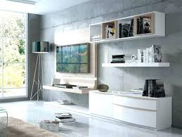 medium size of floating shelf tv unit white compact stone wall with shelves stand furniture astonishing