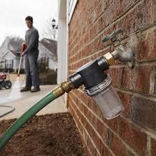 3 4 in garden hose filter