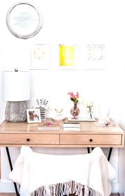girly office decor. Marvelous Wonderful Office Love The Brass Lamp Home Simple Girly Decorating Ideas Decor