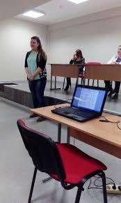 Конференция по итогам практики на специальности Банковское дело  В процессе конференции учащиеся 3 курса поделились своим опытом самостоятельного поиска места практики своевременного оформления отчета
