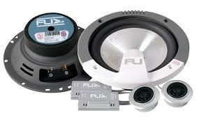 speakers car. image of fli fi6 comp-f3 component speakers car