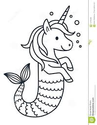 Coloring Pages Unicorn Coloring For Kids Pages Best Page Of