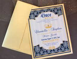 Blue And Gold Baby Shower Decorations Royal Blue Baby Shower Invitations Hollowwoodmusiccom