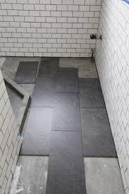 Bathroom Renovation X White Subway Tile Shower Enclosure