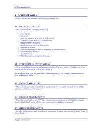40 best request for proposal templates examples rpf templates request for proposal template 04