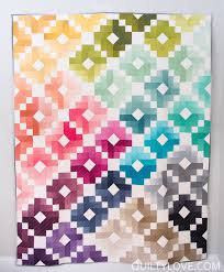 Ombre Gems Quilt Pattern | Patterns, Sewing projects and Jelly ... & Ombre Gems Quilt Pattern Adamdwight.com