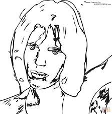 Andy Warhol Coloring Pages Andy Warhol Coloring Pages For Kids