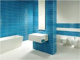 Blue Bathroom Wall Tiles Design