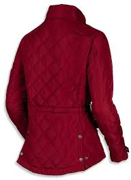 TARGET DRY ENNIS QUILTED JACKET – Hollands Country Clothing & rear view of ladies diamond quilted riding jacket Adamdwight.com