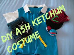diy ash ketchum costume cosplay jackieandtt