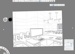How to Draw with Two Point Perspective: Making Beautiful Interiors