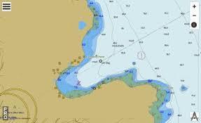 Papua New Guinea North East Coast Oro Bay Marine Chart
