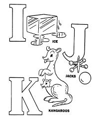 2dd0d9ac2630a8b562ebcf9fb047c3f6 abc pre k coloring activity sheet alphabet letters i j k on teaching alphabet letters to pre k children printable