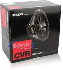 1600w compvr kicker subs ppi sedona amp kit enclosure