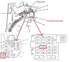 astro van fuse box wiring library  at 03 Chevy Astro Van Wire Body Diagram System