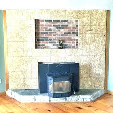 how to stone fireplace how to stone a fireplace stone veneer for fireplace brick fireplace makeover