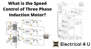 sd control of three phase induction