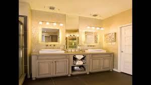 attractive inspiration track vanity lighting bathroom