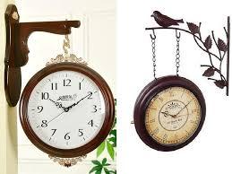 15 best hanging wall clock designs