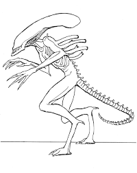 Small Picture Free Printable Alien Coloring Pages For Kids alien colouring