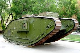 Ücretsiz I. Dünya Savaşı Tank 1 Stok Fotoğraf - FreeImages.com