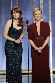 Amy Poehler Birth Plan Golden Globes 2013 Tina Fey And Amy Poehler Throw Zinger At Kathryn