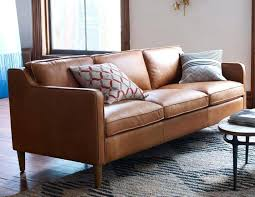 sofa couchesolored leatherream furnitureamelolor sofa faux within camel color leather sofa regarding residence