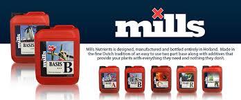 Mills Nutrients