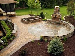 round patio. 16 Round Patio Designs You Should Not Miss E