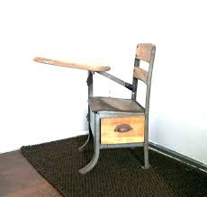 antique school desk chair antique childs school desk chair