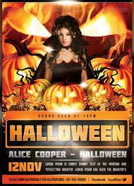 Halloween Dance Flyer Templates 20 Halloween Flyer Templates For Halloween Party Events