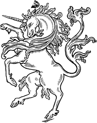 Complicolor Unicorn Coloring Sheet Mythiccreatures Printable