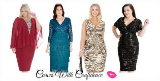 Plus Size Party Dresses  Your Ticket To Happy NightChristmas Party Dress Plus Size