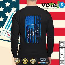 Bud Light Hooded Sweatshirt Bud Light Us Flag Shirt Hoodie Sweater Tank Top And V