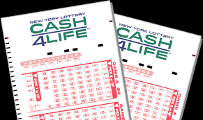 Cash For Life Payout Chart Cash4life Game New York Lottery