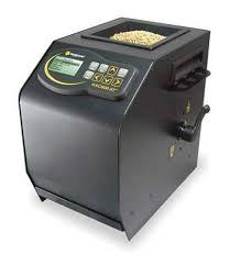dickey machine works dickey john gac500xt grain moisture tester semi portable