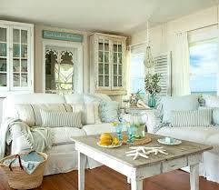 white shabby chic beach decor white shabby. shabby chic white u0026 pastel living room in a beach cottage take the tour here decor