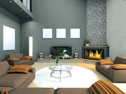 corner fireplace ideaodern living room design stone pictures for create cool decorating your home corne