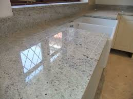 Kashmir White Granite Kitchen Kashmir White Granite With White Cabinets Kitchen Granite Ideas