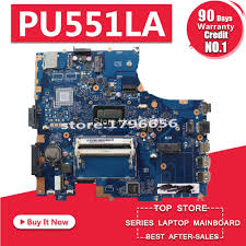 <b>PU551LA Motherboard I7 4500 CPU</b> For ASUS PU551L PU551LA ...