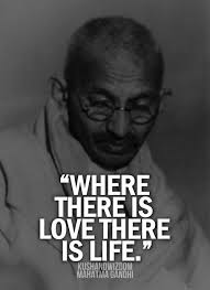 Gandhi Quotes On Love New Mahatma Gandhi Quotes Sayings Love Life Best Collection Of