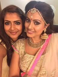 vithya with tamil actress sneha