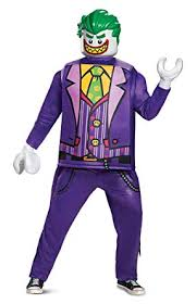 Disguise Size Chart Disguise Mens Joker Deluxe Adult Costume