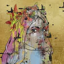 details about di capri original oil painting canvas contemporary modern art commission 38
