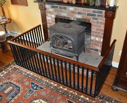 handcrafted one of a kind baby safety hearth gate welded steel solid gany