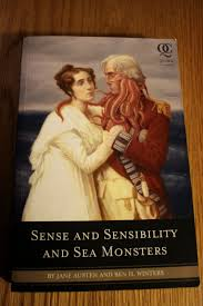 miscriant the reading nook sense and sensibility and sea sense and sensibility and sea monsters wasn t quite as enjoyable for me probably because while i enjoy the original jane austen novel it s not got the