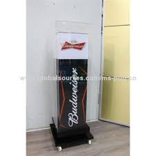 Led Light Box Display Stand China Floor stand light box from Foshan Manufacturer Mainstar 38