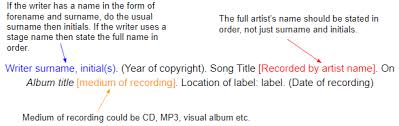 how to cite sources in apa citation format mendeley how to cite a song in apa format