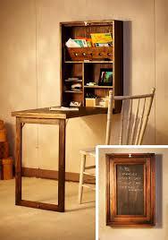 folding wall desk woodworking plans inspirational diy narrow desk rustic puter desk diy biurko drabina od