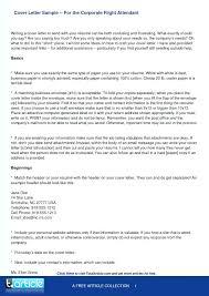 Buffet Attendant Sample Resume Beauteous Sample Flight Attendant Cover Letter Emirates Flight Attendant Cover